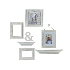 Highland Dunes Aili 8 Piece Wall Picture Frame Set MELA1418