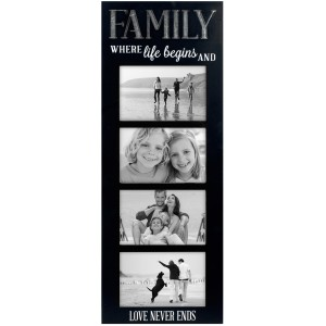 Malden Family Galvanized Panel Picture Frame MLDN1871