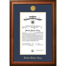 PATF Navy Certificate Picture Frame PATF1306