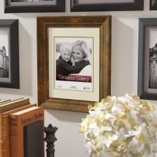 Three Posts Seapine Matted Portrait Frame TRPT4195