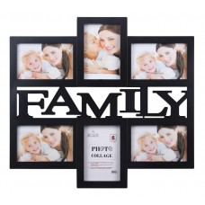 Winston Porter Leverette 6-Photo Collage Picture Frame WNPR8483