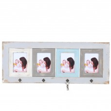 Highland Dunes Blau 4 Collage Picture Frame HLDS8816