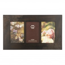 Prinz 3 Opening Perry Picture Frame PRNZ1060