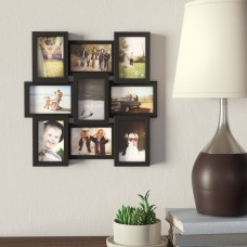 "Wrought Studio Brennan 4"" x 6"" Collage Picture Frame VKGL1817"
