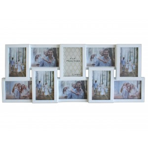 Zipcode Design Bearer Collage Picture Frame ZPCD5660
