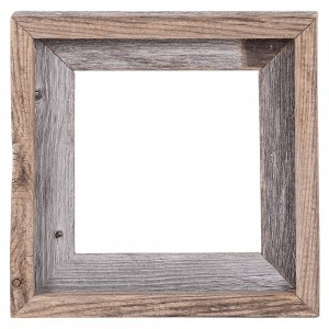 17 Stories Fonzie Barn Wood Reclaimed Wood Open Picture Frame RDCR1013