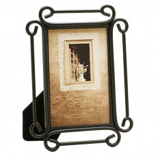 Alcott Hill Corner Scroll Picture Frame ALCT7142