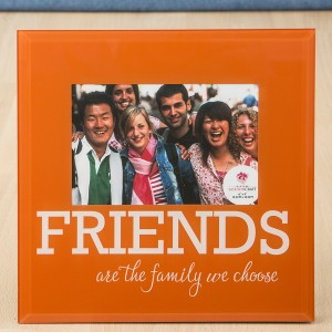 FashionCraft Glass Friends Picture Frame FCRA1242