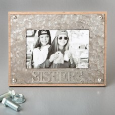 FashionCraft Sisters Metal Picture Frame FCRA1177