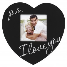 Malden P.S. I Love You Heart Picture Frame MLDN1006