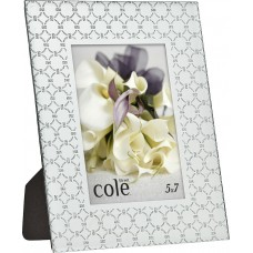 Philip Whitney Linked Ring Glitter Picture Frame BILI1148
