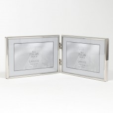 Winston Porter Bulwell Double Hinged Simply Metal Picture Frame WNSP1218