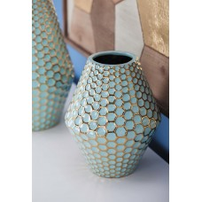 Cole Grey Ceramic Table Vase CLRB3394