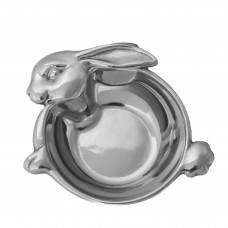 Arthur Court Baby Bunny Keepsake Serving Bowl ARCT1074