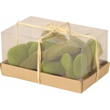 Charlton Home Moss Covered Stones in Gift Box CHLH3105
