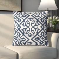 Alcott Hill Haysville Modern Moroccan Outdoor Throw Pillow ALCT9387