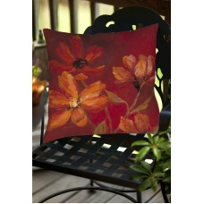 Andover Mills Larchmont Outdoor Throw Pillow ANDV3115