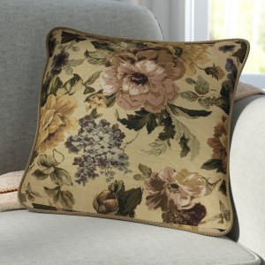 Astoria Grand Askew Golden Romance Throw Pillow ATGD5535