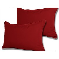Beachcrest Home Wyckoff Reversible Outdoor Lumbar Pillow BCHH4198