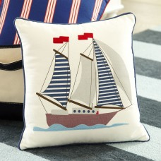 Birch Lane Kids™ High Seas Pillow Cover BLK2257