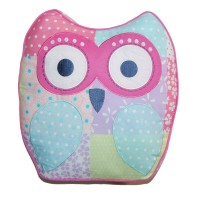 Cozy Line Home Fashion Cute Owl Decorative Cotton Throw Pillow CLHF1111
