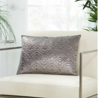 Mercer41 Tadashi Rectangular Velvet Lumbar Pillow MCRF4599