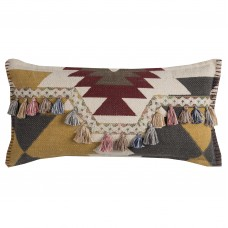 Mistana Gosnold Cotton Lumbar Pillow MTNA2415