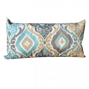 TK Classics Persian Mist Outdoor Lumbar Pillow TKCL1104