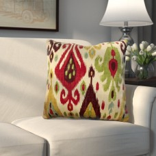 Three Posts George Linen Throw Pillow TRPT2211