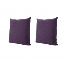 Wade Logan Barco Fabric Square Throw Pillow WDLN3769