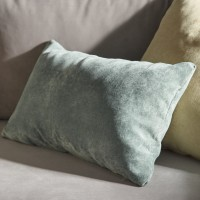 Willa Arlo Interiors Edwards Velvet Lumbar Pillow WRLO7747
