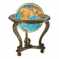 Columbus Globe Berlin Illuminated Floor Globe CLMB1001