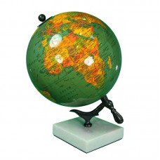Darby Home Co Enamel Globe DRBH3954