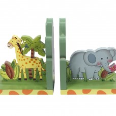 Fantasy Fields Sunny Safari Bookends TMD1213