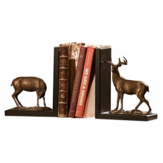 SPI Home Deer Book Ends PPK1009