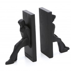 Wrought Studio Statue Book Ends VARK5996