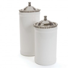 Willa Arlo Interiors 2 Piece Storage Jar Set WRLO6235