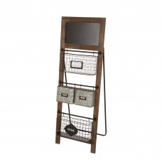 Gracie Oaks Ione Magazine Rack HBUA1086