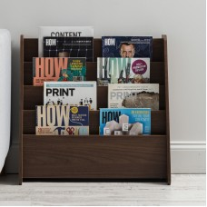 IRIS 4 Pocket Magazine Rack JQLD1120