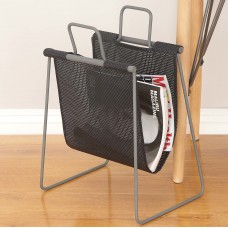 Wrought Studio Brimley Contemporary Magazine Rack CLRB6047
