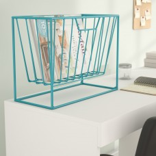 Zipcode Design Franco Iron Magazine Rack ZIPC3749