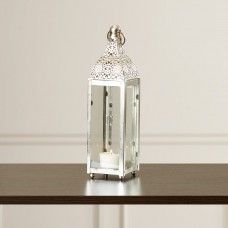 Mistana Glass and Metal Lantern MTNA3934