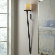 Birch Lane™ Sonoma Glass Hurricane Sconce BL20514