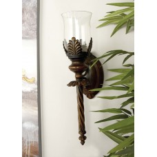 Cole Grey Metal Sconce COGR5394