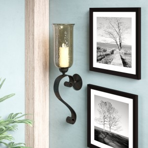 Loon Peak Iron Wall Sconce LOON2990