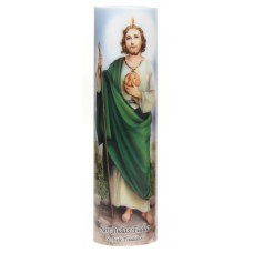 CKK Home Décor, LP The Saints Pillar Candle CKKH1311