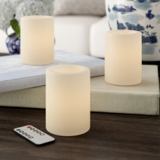 Darby Home Co Paraffin Flameless Candle DBYH4083