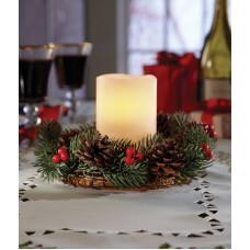 The Holiday Aisle LED Flameless Candle THLA3528