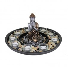 Essential Decor Beyond Buddha Candelabra EDBI4074