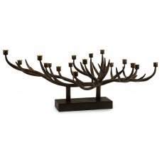 Loon Peak Branch Iron Candelabra LOON2467